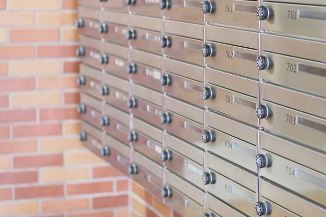 アパートに郵便ポストを設置したい!どんなものがあるの?
