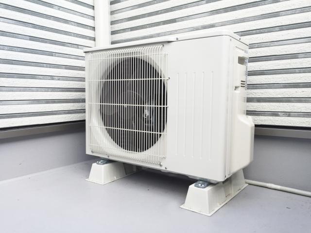 エアコンを取り付けたい!室外機の設置場所はどこにする?