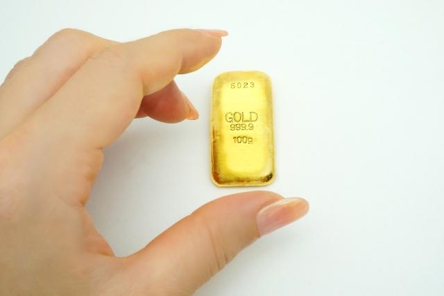 金についての予備知識。純金とは純度100%の金のこと?