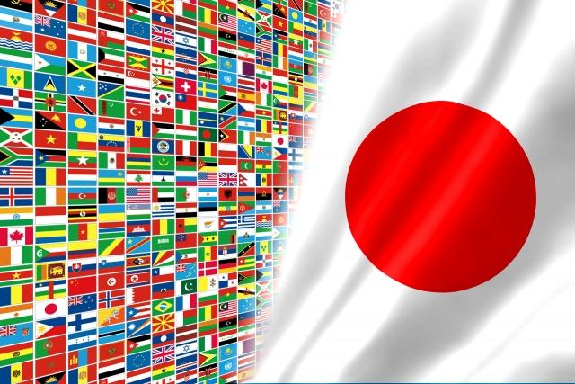 日本の安全性に対する海外の反応は?在留外国人の増加に対応