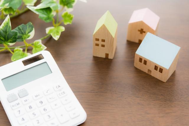 頭金なしで住宅ローン2500万円を借りたら月々返済はいくら?