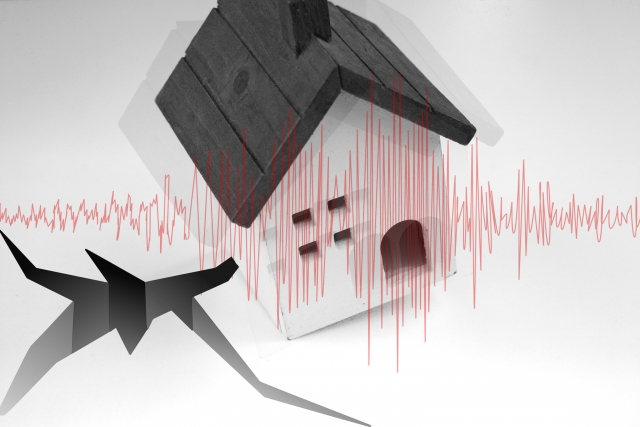 持ち家やアパートなどの地震保険の概要と保険料控除について