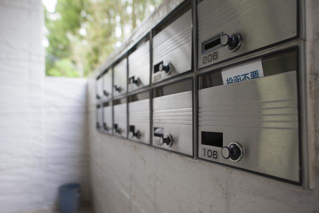 アパートの郵便受けが開かないときの対処方法