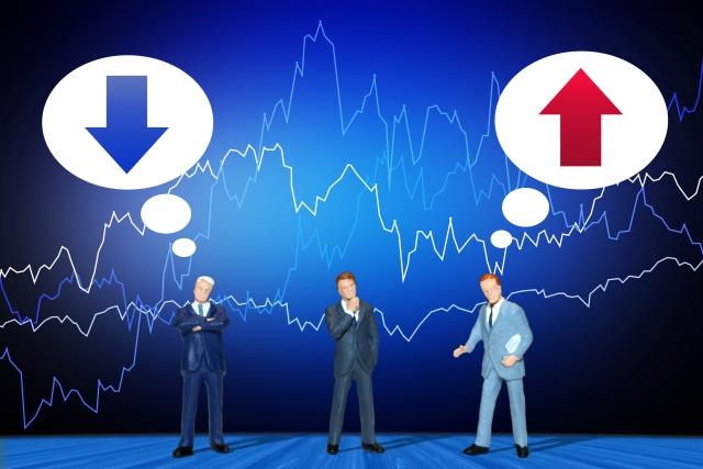 株初心者が近づいてはいけない寄り天とは何なのか