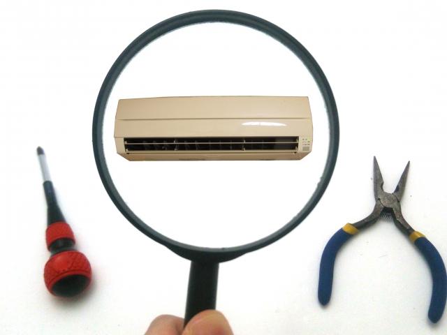 アパートのエアコンを修理する前に知っておきたい知識