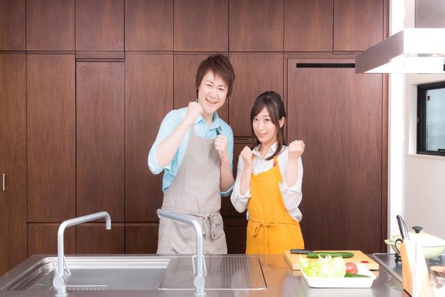 アパートのキッチンに収納を増やす方法をご紹介!