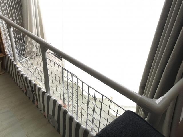 子供の安全のために!窓に落下防止用のバーなどを設置しよう