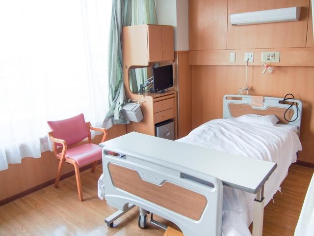 生活保護を受けている人が入院したら、家賃はどうなる?