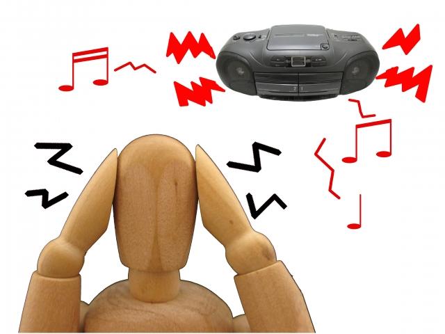 音の大きさと距離の関係や性質から生活騒音について考えよう