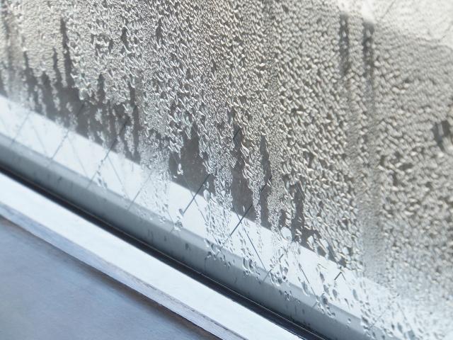 窓に発生した結露は危険?100均アイテムを使って対策しよう