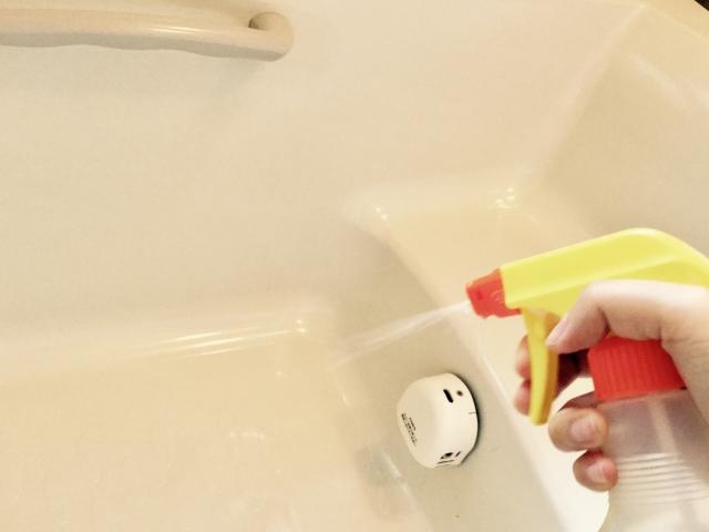 アパートの一人暮らし必見!楽にお風呂の掃除をしよう!