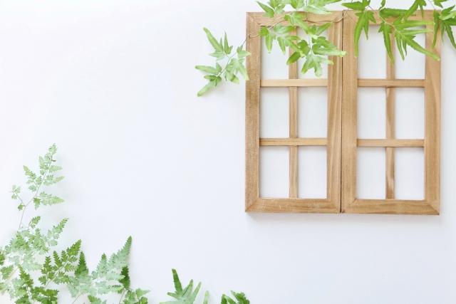 窓をお洒落にDIY!100均グッズを使った簡単DIYをご紹介!
