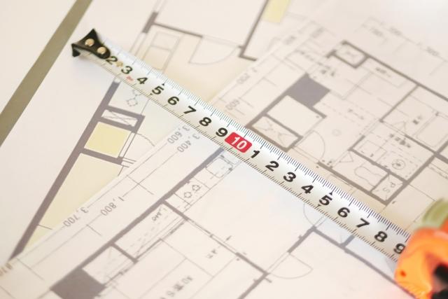 住宅平面図で見ることができる引き戸の書き方4種類をご紹介