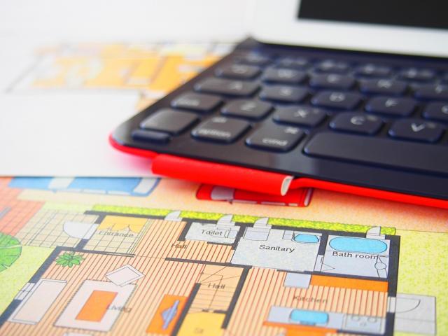 初心者でも簡単に出来る平面図の書き方とパソコン無料ソフト