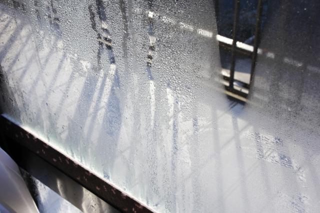 窓の結露対策をしよう!結露防止に便利な100均グッズとは?