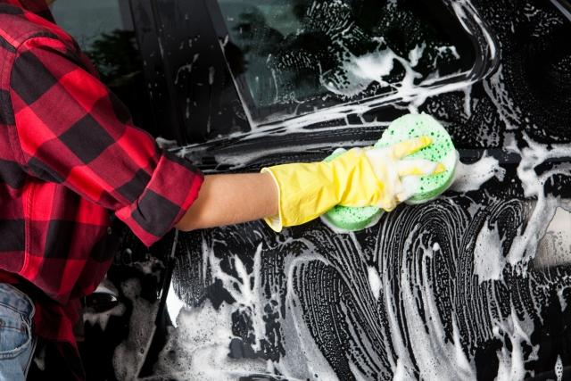 アパートで洗車するのにホースを使っていいのか?!