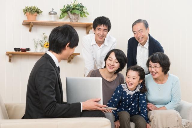 二世帯住宅を建てると補助金が!東京都では様々な制度もある