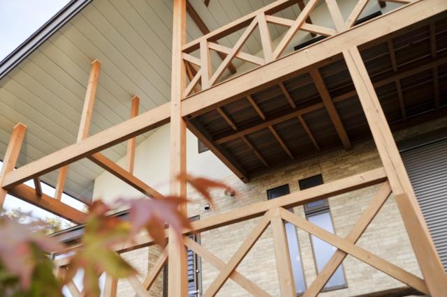 木造住宅をオーバーハング!最大でできるのは何メートル?