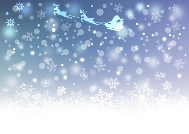 クリスマスには窓の装飾を!スノースプレーで雰囲気づくり