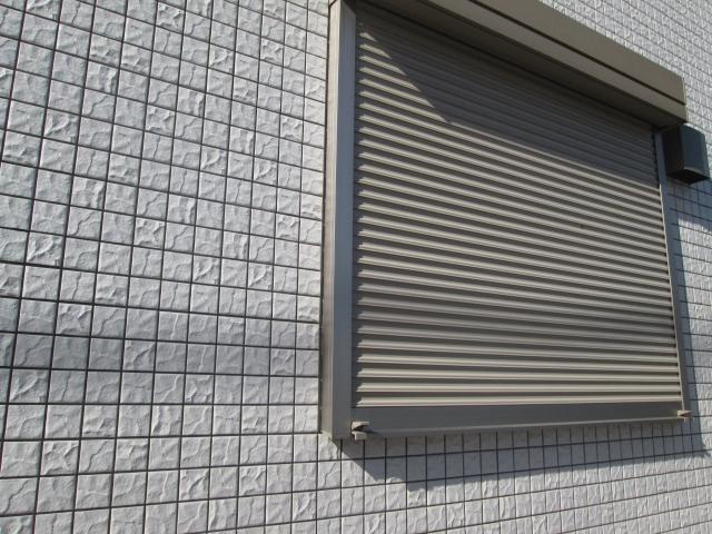 窓には電動シャッターが便利!?故障を感じたら行なうこと