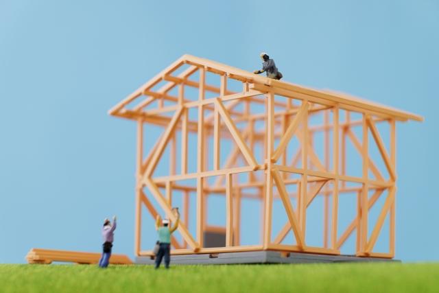 構造から比較!木造・鉄骨造・混構造などはどのような造り?