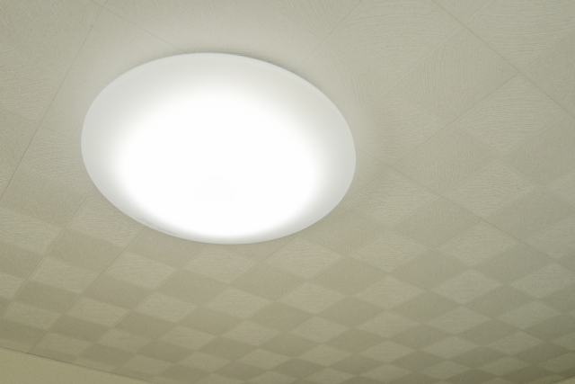 アパートの照明が故障!交換や修理費用はだれが負担する?