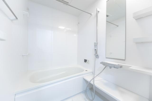 アパートを新築するならお風呂のサイズを大きくしよう!