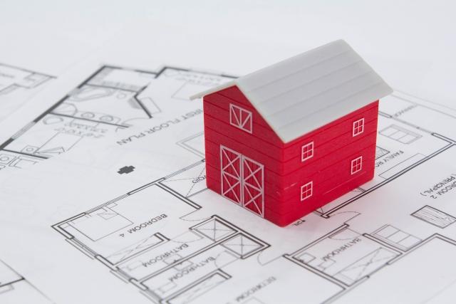 「建築面積」を計算する時の庇や柱についての注意点とは