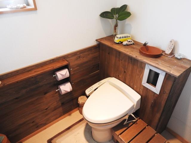 新築の良さはトイレにあり!?目的別のおすすめ壁紙も必見!