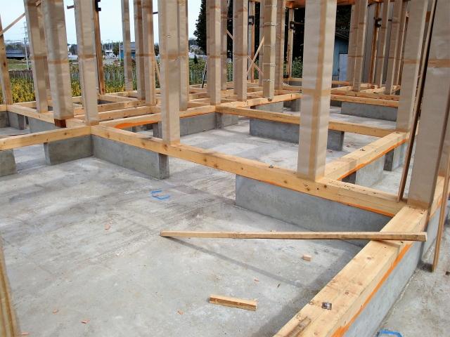 普段は見えない木造住宅の土台!その規格や寸法は?