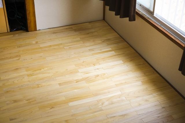 木造住宅の床の耐荷重はどのくらい?