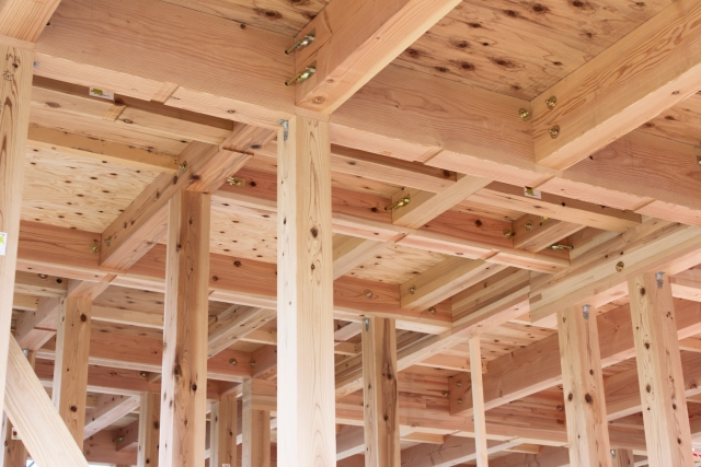 木造住宅の柱寸法を左右する要因とは?柱の基礎知識を知ろう